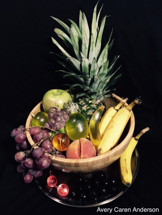 photo of fruit bowl